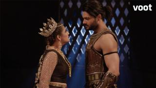 Veer turns against Irawati