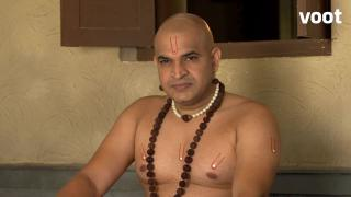 Swami disappointed by Sundara?