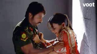 Rudra Pratap interrogates Parvati