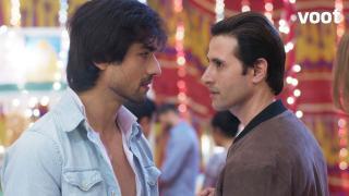 Rajveer's claim stuns Aditya