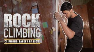 Climbing Saftey Basics