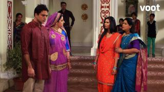 Shobha blames Shekhar for the soured relationship between families