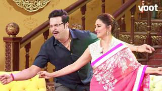 Madhuri Dixit Nene is the guest for the day