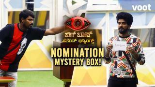 Nomination Mystery Box!