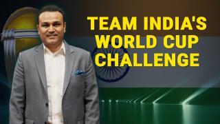 Confident Virat Kohli's team will reach semi-finals at World Cup - Virender Sehwag