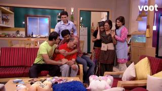 Raj bestows his confidence on Kunal