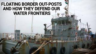 Floating Border Outpost