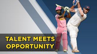 Sanju Samson and Shivam Dube's chance to shine