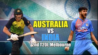 India vs Australia, 2nd T20: Match Story