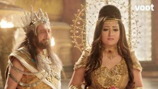Chhaya reveals the truth before Vishwakarma