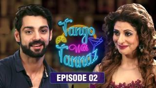 Karan Wahi on Tango With Tannaz