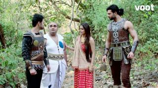 Chandrakanta rescues Umang