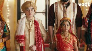 Jigar-Anandi are betrothed!