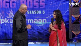 Pooja Bedi is eliminated