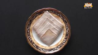 Diamond Napkin Fold