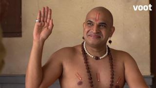 Swami takes Sundara's responsibility