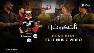 Bondhu Re - Music Video