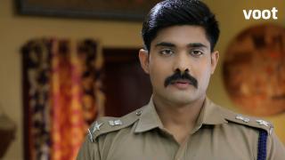 Surya goes to Saran's house