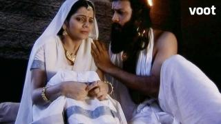 Devaki conceives a baby