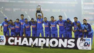 Year in Revew - India in ODIs