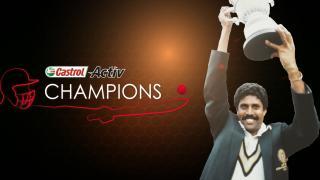 Castrol Activ Champions: Kapil Dev