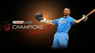 Castrol Activ Champions: Shikhar Dhawan