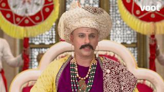 The Peshwa cancels the wedding!