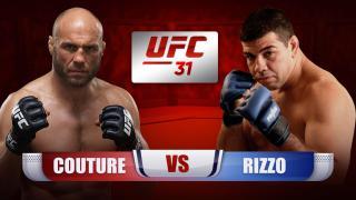 R. Couture vs P. Rizzo
