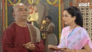 Anuradha confronts Phalke Guruji