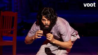 Uday's mesmerising performance
