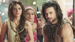 Veer-Chandrakanta are captured