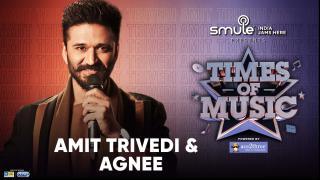 Agnee & Amit Trivedi - Tribute RD Burman
