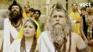 Maharishi Kapil receives a threat