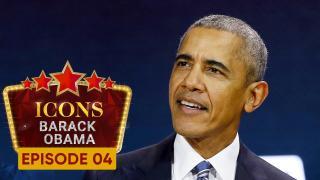 Icons : Barack Obama