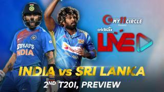 India v Sri Lanka, 2nd T20I: Preview