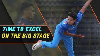 Tracking Rahul Chahar's rise from Mumbai Indians to Team India