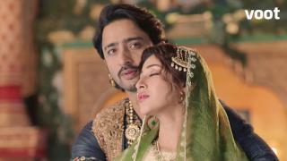 Salim-Anarkali's eternal promise