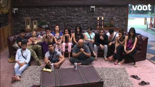 A golden chance for the housemates