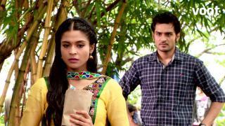 Alka is shocked to see Rajiv