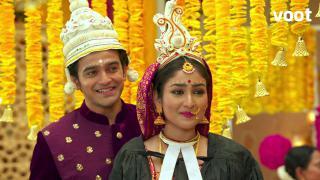 Anirudh weds Bondita