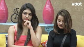 Bigg Boss declares Kriti-Roshmi unsafe!