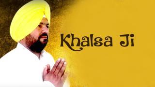 Khalsa Ji