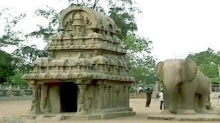 Temples of India - Mamallapuram Temple