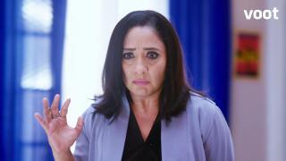 Vishakha is perplexed