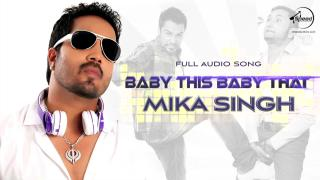 Baby This Baby That - Audio