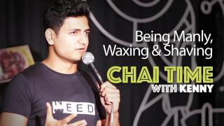 Being Manly Waxing & Shaving