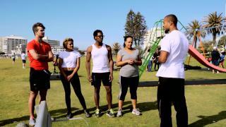 Cape with Danine Naidoo