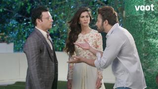 Raghbir plans his wedding!