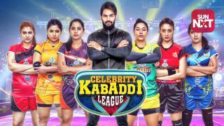 Celebrity Kabaddi League – 12 March, 2020