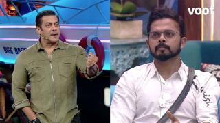 Salman ka Vaar on Sree Santh!